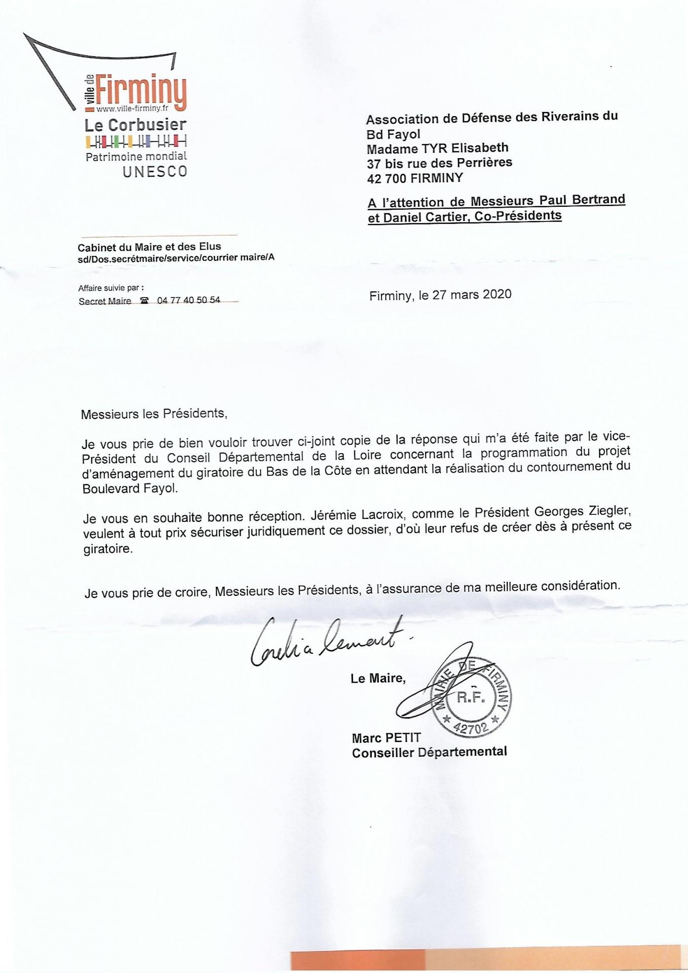 Courrier de mr le maire 27 03 2020 0001