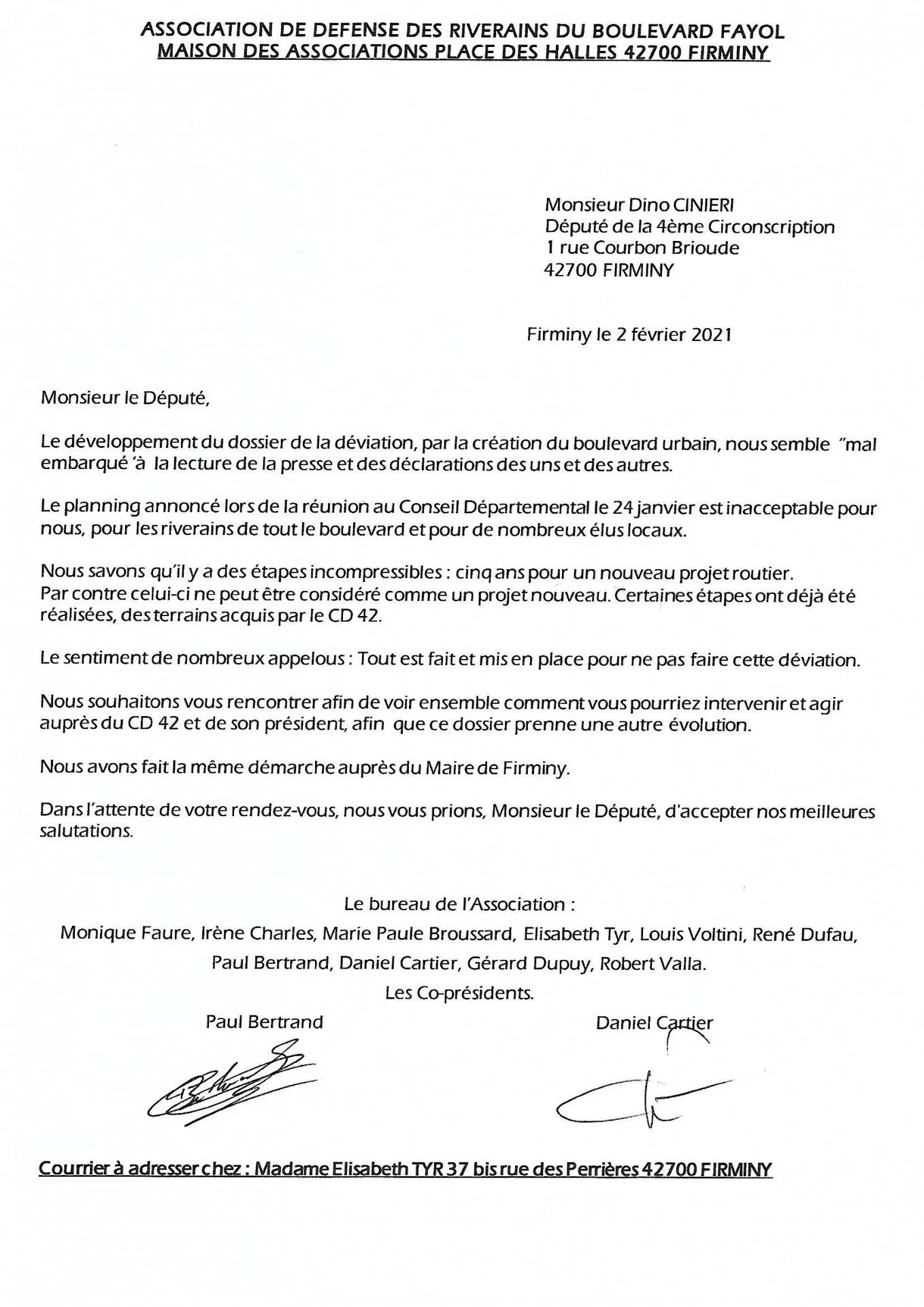 Lettre au Députe D. Cinieri 02 02 2021 JPG