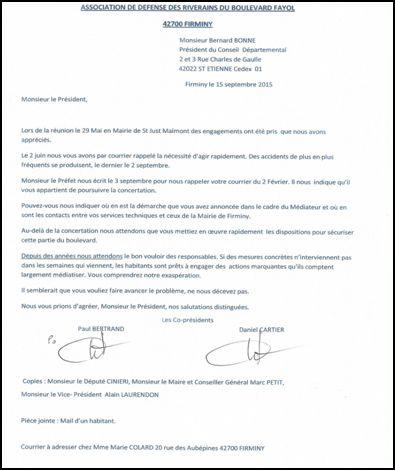 Lettre au president 15 09 2015 1site