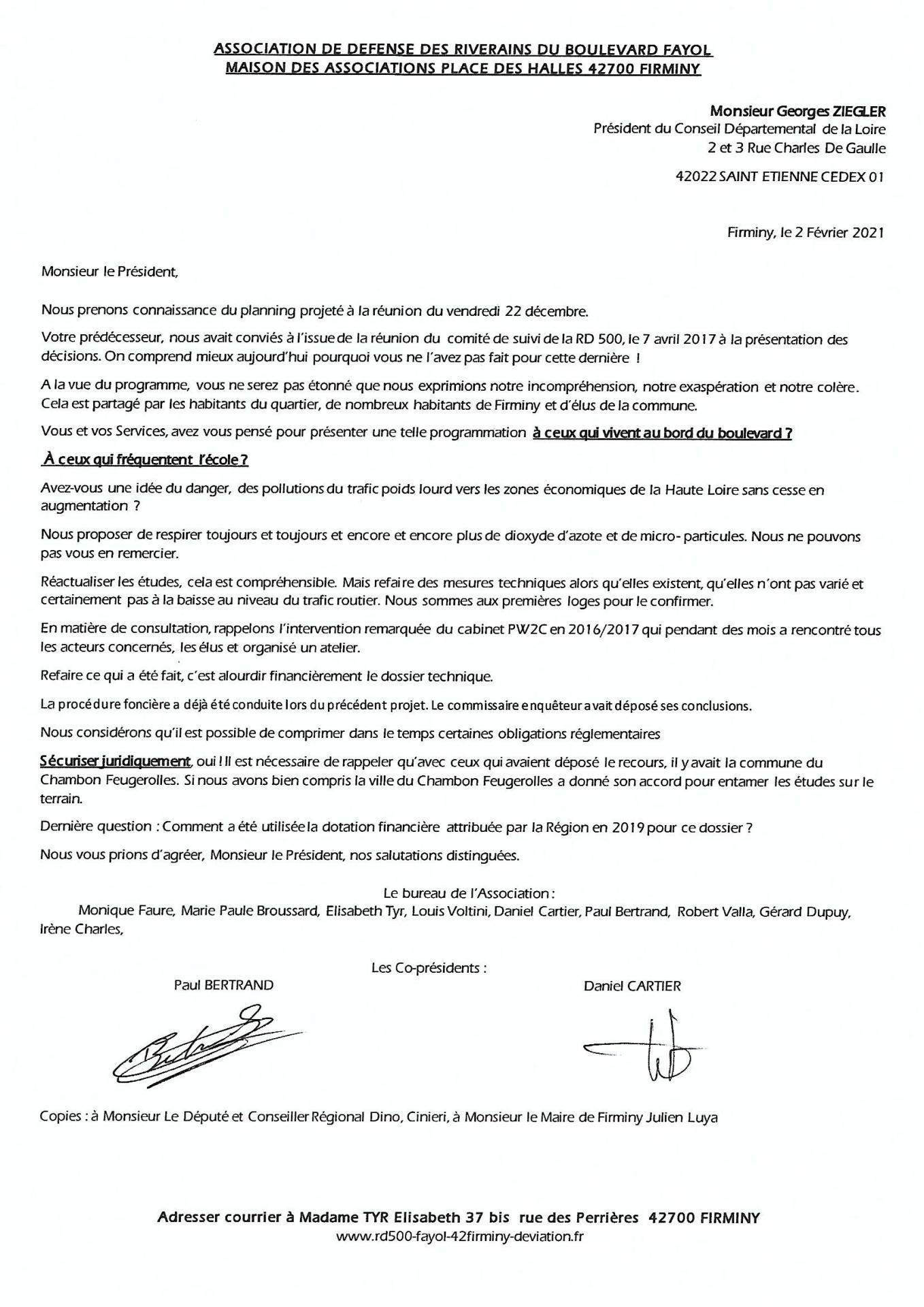 Lettre au Président Ziegler 02 02 2021 jpg