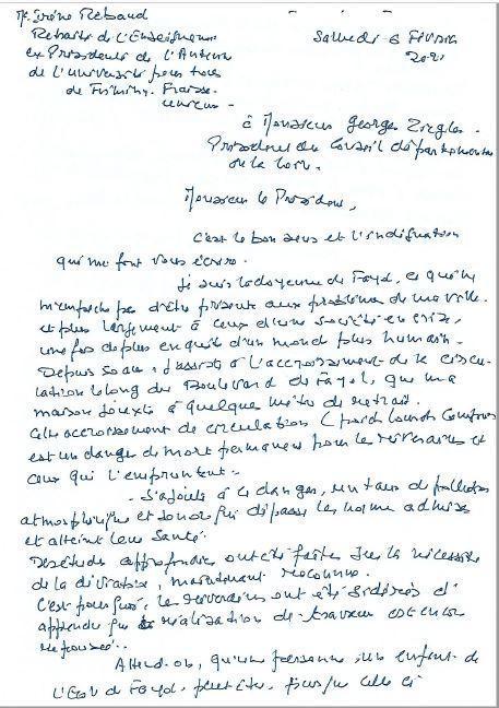 Lettre Irène Rebaud p1 site