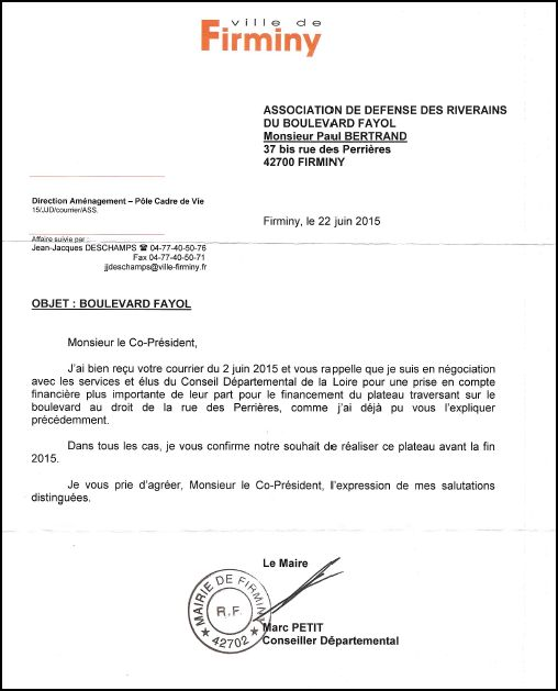 Lettre mairie 22 06 2015 copie