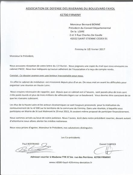 Lettre president bonne 15 02 2017 site